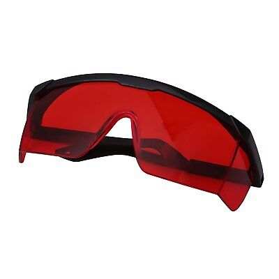 HDE Laser Eye Protection Safety Glasses for Green and Blue Lasers with Case