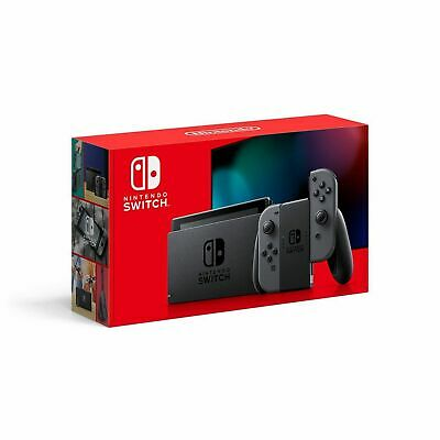 BRAND NEW Nintendo Switch Console with Gray Joy-Cons 32GB SHIPS TODAY