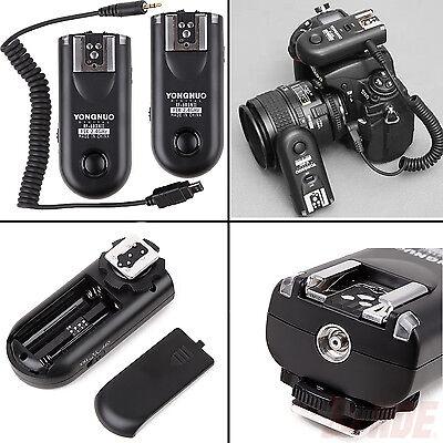 Yongnuo RF-603 2.4GHz Radio Wireless Remote Flash Trigger Shutter C3 for Nikon