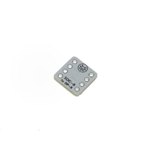 SOIC8/DIP8 Adapter 10pcs.
