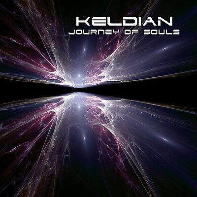 Journey of Souls by Keldian, Perris Records NEW CD IN STOCK