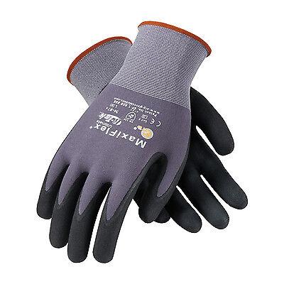 Pip Maxiflex Ultimate Nitrile Micro-foam Coated Gloves Large 6 Pair 34-874l
