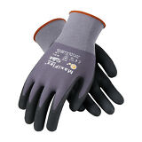 PIP MaxiFlex Ultimate Nitrile Micro-Foam Coated Gloves LARGE 6 pair (34-874/L)