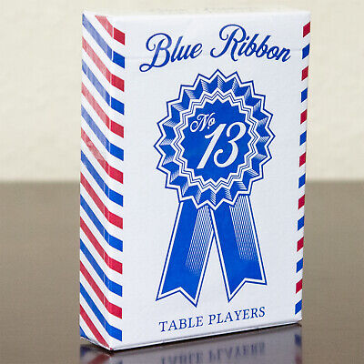 Kings Wild Project Table Players Playing Cards • Blue Ribbon • New Sealed Deck