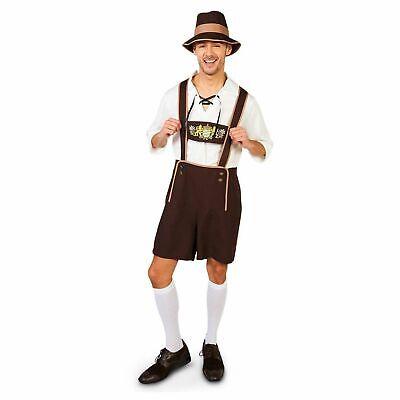 Halloween Costumes Brown Guy (Halloween Costumes Dress-up Men's Oktoberfest Guy Costume)