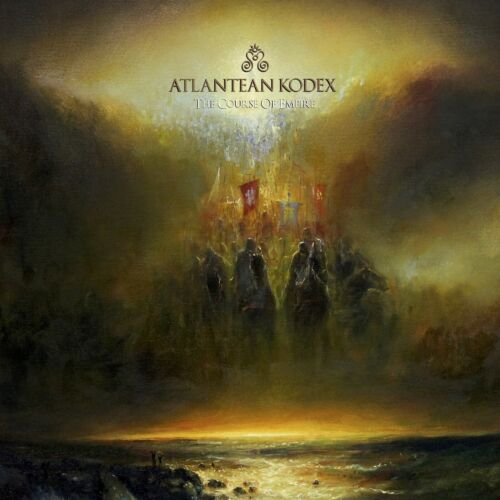 ATLANTEAN KODEX - The Course of Empire CD, NEU