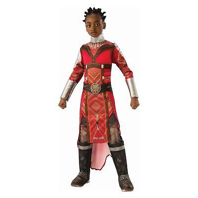 NEW Wakanda's Dora Milaje Black Panther Halloween Costume Cosplay Girls S M L (Dora Halloween Dress Up)