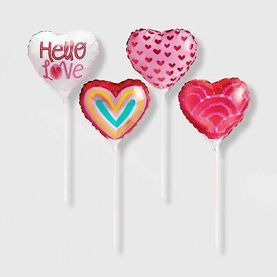 Valentines Party Decor (Valentines Day Ballon Kit party decor makes 4 balloons 9