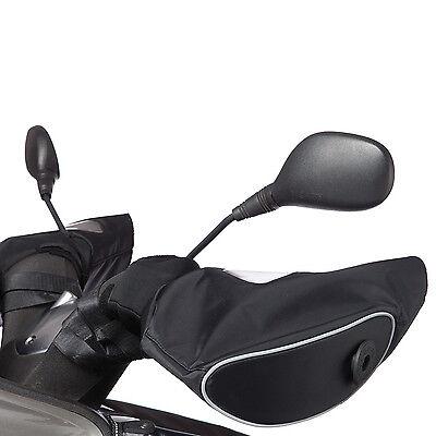 Lenkerstulpen Handwärmer Tucano Urbano R333 Universal mit Sichtfenster Motorrad