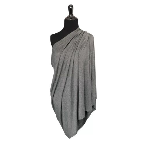 GO By Goldbug 5-in-1 Multi Use Cover And Nursing Scarf Gray