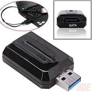 USB 3.0 to SATA External Adapter Converter Bridge 3Gbps for 2.5