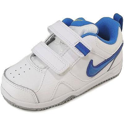 Nike Lykin 11 Toddlers Kleinkinder Trainingsschuh white/photoblue ()