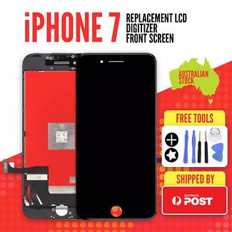 Iphone 7 AND iPhone 7 plus LCD and Digitizer. DIY with Free Tools