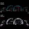 NEW Dash Instrument Cluster Gauges WHITE LED LIGHTS KIT Fits 95-01 Ford Explorer