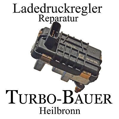 Turbo Actuator Volvo C30 D5 2400 Cc, 120 Kw, 163 Ps