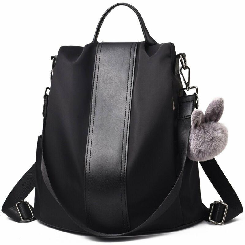 Charmore Women Backpack Purse Waterproof Nylon Schoolbags An
