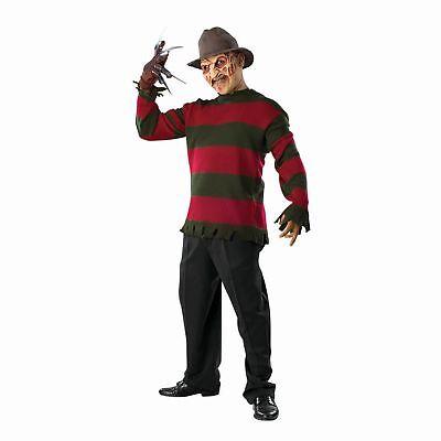 Nightmare on Elm Street - Freddy Krueger - Adult Sweater](Nightmare On Elm Street Costumes)