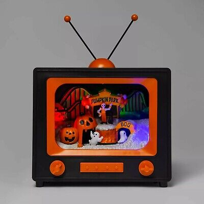 Animated Halloween TV TARGET Exclusive Limited Sold Out (Halloween-tv)