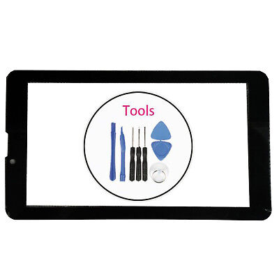 For INNJOO F3 F5 7'' New Touch Screen Digitizer Tablet Replacement Glass...