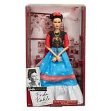 Frida Kahlo Mattel Barbie Doll Inspiring Women Series Mexican Artist Khalo NEW