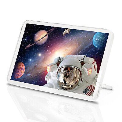 Space Astronaut Selfie Classic Fridge Magnet - Planets Nebula Galaxy Gift #14161