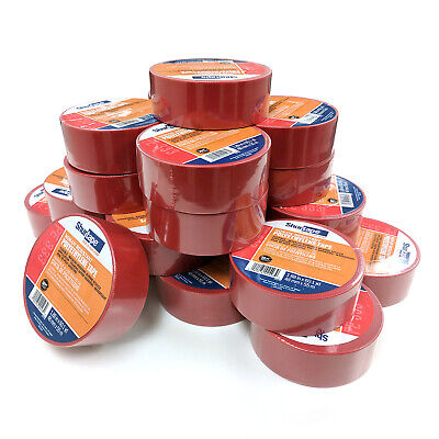 Shurtape 104067 Pe 333 Non-uv-resistant 2 Stucco Tape Red 60 Yds Case Of 24