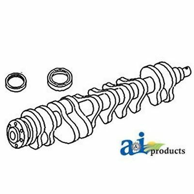675669c92 Crankshaft Fits Case Ih 1480 1620 1660 1680 Dt466 3588 3788 4366 5288