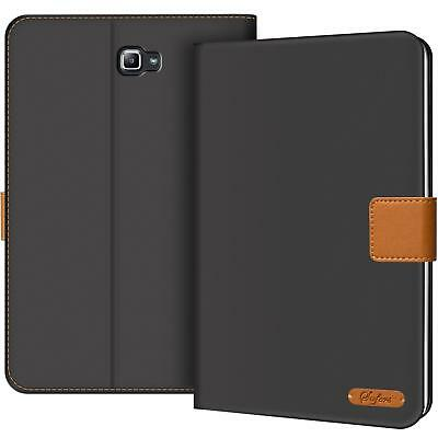 Schutzhülle Samsung Galaxy Tab A 10.1 2016 Hülle Case Tasche Klapphülle Cover
