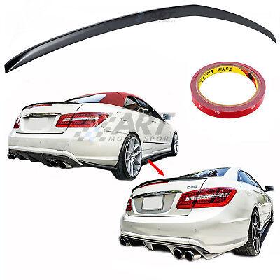 Aleron para Mercedes Clase E Coupé C207 W207 spoiler alerón de plástico...