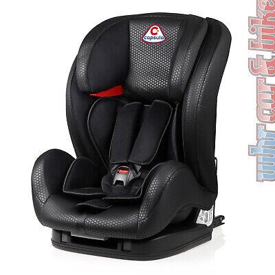 Petex Kindersitzerhöhung ISOFIX 22-36kg Kinderautositz Autokindersitz Gruppe 3