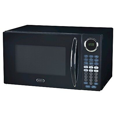 Sunbeam 900W 0.9CF Countertop Microwave Oven Black SGB8901