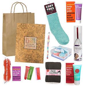 Luxury Womens Cosmetic Spa Bath Relax Beauty Body Pamper Hamper Present Gift Set