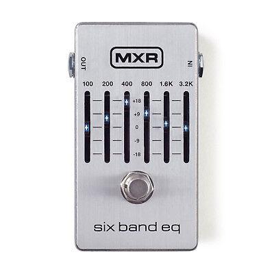 MXR Six Band EQ M109S, Brand New in The box !