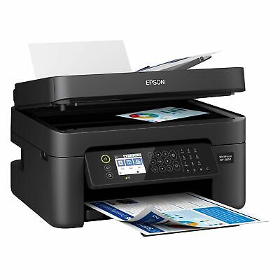 Epson WorkForce WF-2850 All-in-One Printer segunda mano  Embacar hacia Mexico