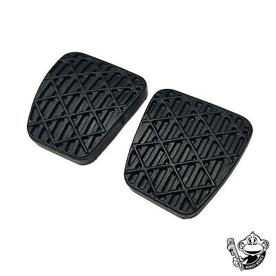 FOR VW CRAFTER - BRAKE & CLUTCH PEDAL RUBBER PADS X2 2006-2016 A2012910282