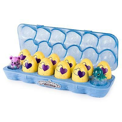 Hatchimals Colleggtibles 12 Pack Egg Carton   New Season 3    Friends Forever