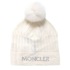 Authentic Moncler Juniors L Slouchy Hat