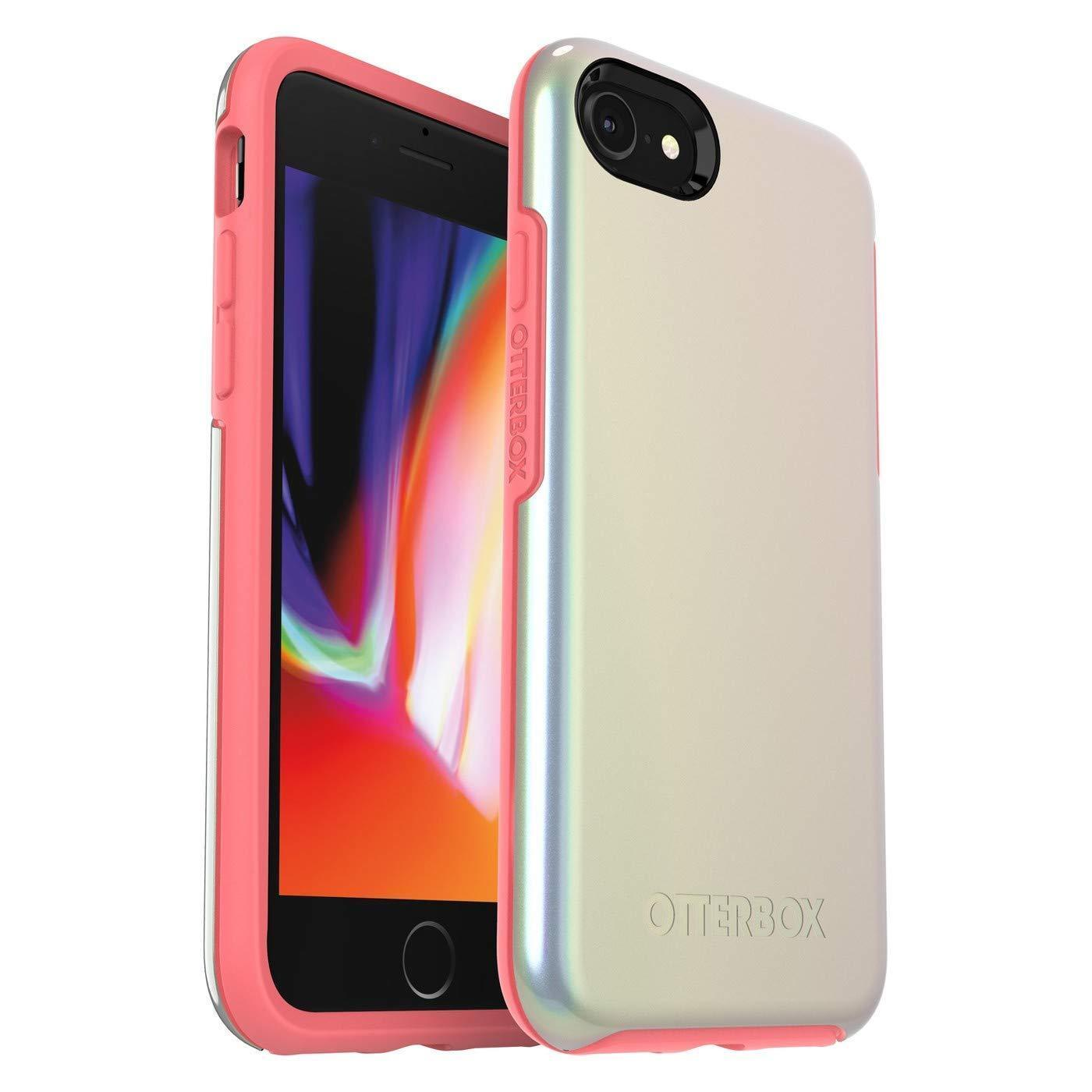 OtterBox Symmetry Series Case for iPhone 8 & iPhone 7 (Unicorn/Pink)
