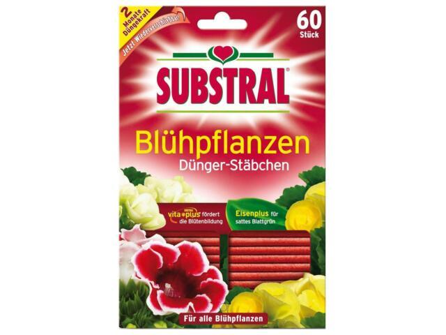 Substral Bastoncini Fertilizzanti Per Piante Fiorite 60 Pezzo Concime Npk