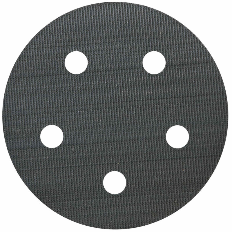 """Porter Cable 15000 5"""", 5 Hole Hook And Loop Replacement Pad For Model 97355"""
