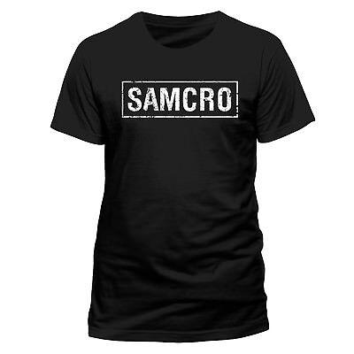 SONS OF ANARCHY Samcro T-Shirt Offizielles Lizenzprodukt