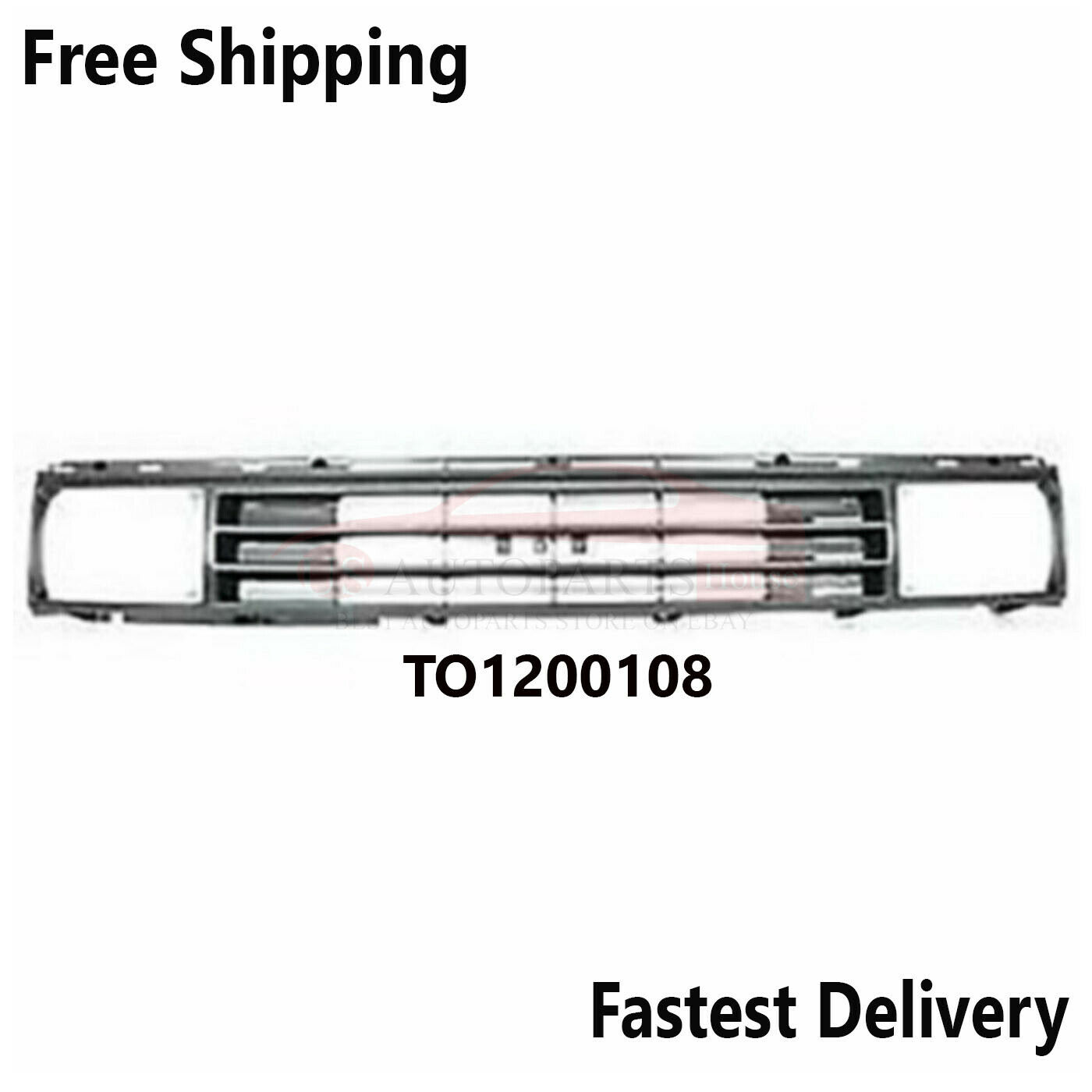 Genuine Toyota Parts 53101-AA030 Grille Assembly