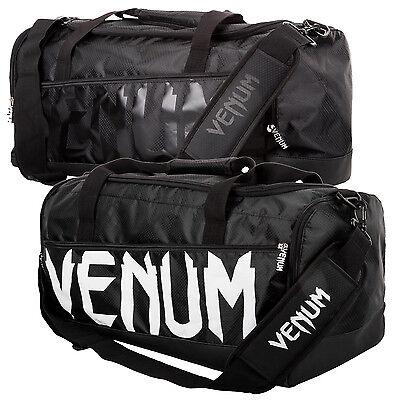 Venum Trainingstasche Sparring,Fitness Kampfsport MMA Freizeit Sport Tasche ()