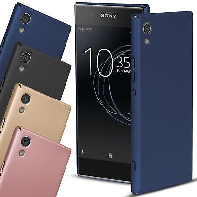 Sony Xperia Hülle Handy Case Hardcase Schutz Cover Slim Tasche Flache Handyhülle