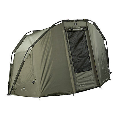 JRC Contact 2 Man Bivvy Complete with Overwrap * Brand New*