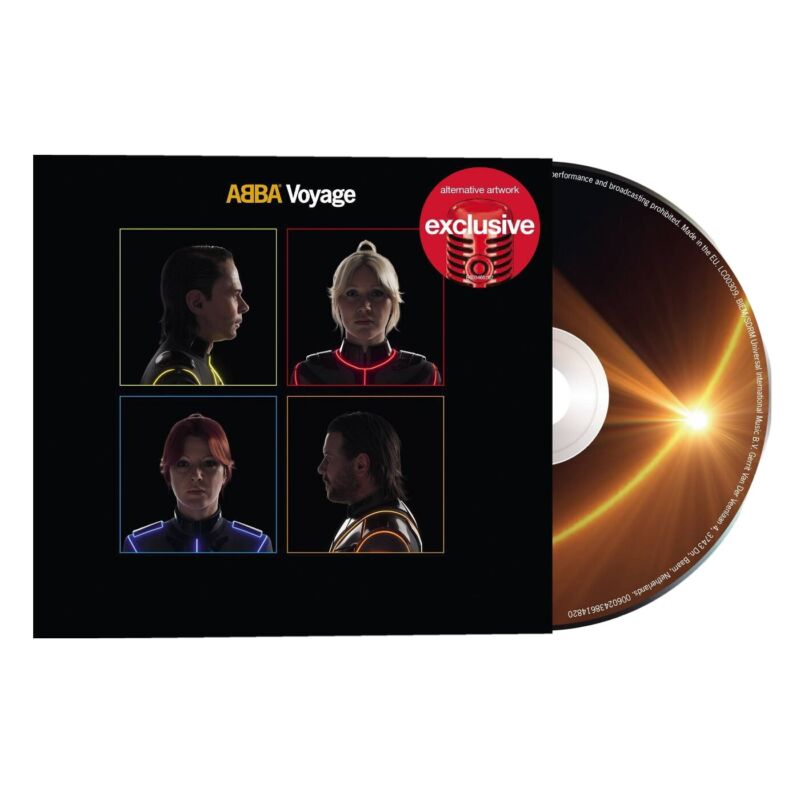 ABBA - Voyage - Limited Exclusive CD - Release & Ship On 11/5/2021