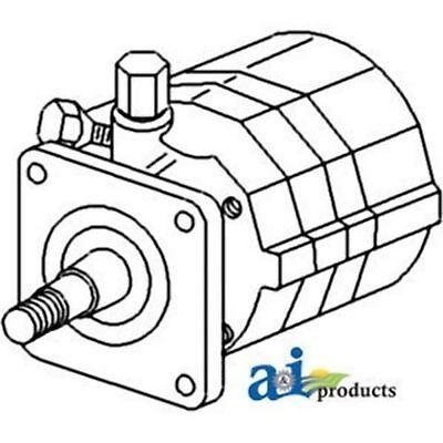 Allis Chalmers Power Steering