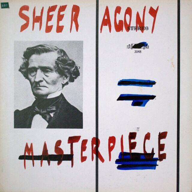 SHEER AGONY - MASTERPIECE  CD NEU