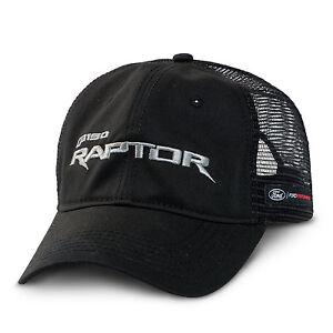 Ford F-150 Raptor Black Mesh Hat 1ac051d648e6