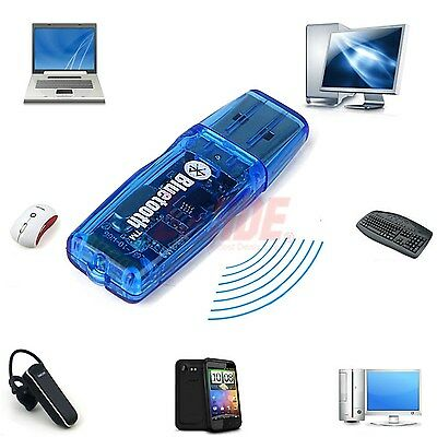Wireless USB Long Range Bluetooth Adapter Dongle for PC Laptop Windows XP/8/7